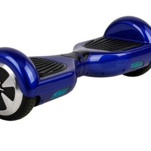electric hoverboard self balancing scooter blue 4