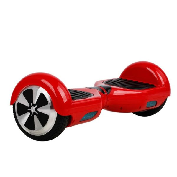 hoverboard red 1