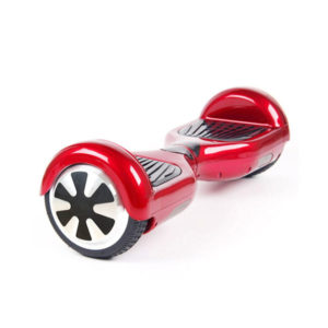 "6.5"" hoverboard red"