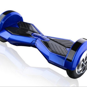 8 Hoverboards blue 1